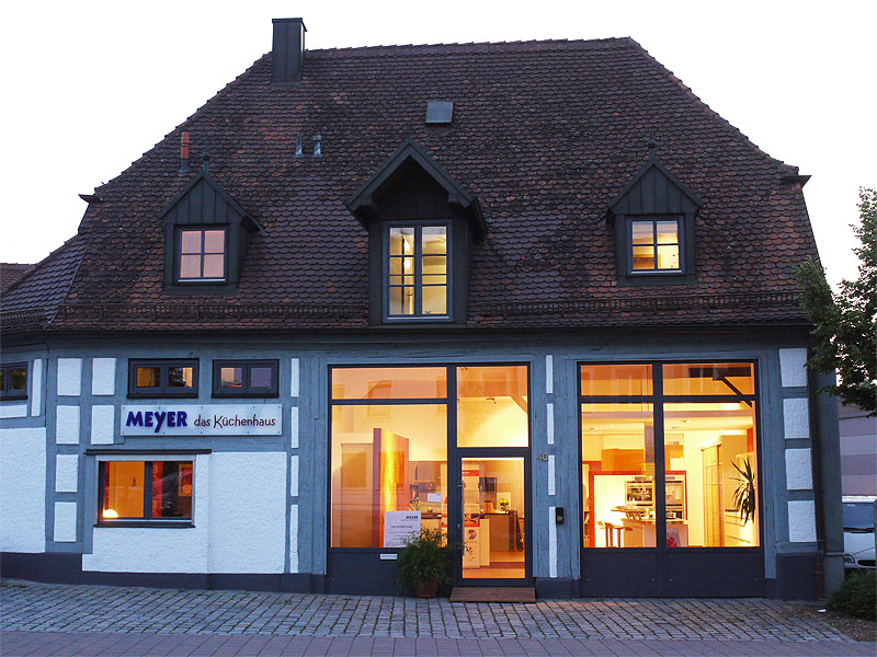 MEYER das Küchenhaus - 91522 Ansbach   Mittelfranken   Küchen ...